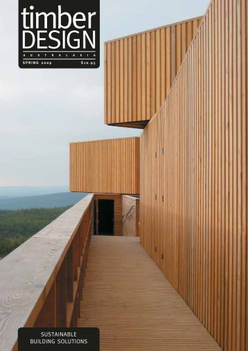 Download the pdf! - timberDESIGN Magazine