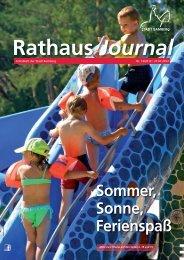 Rathaus Journal Nr. 16 vom 27.07.2012 - Stadt Bamberg