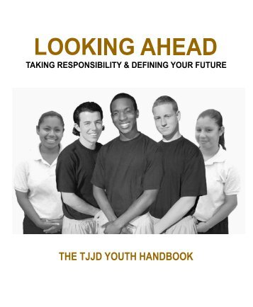 (TJJD) Youth Handbook - Texas Juvenile Justice Department