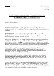 Vertrag über Stabilität, Koordinierung und Steuerung in der Wirtschafts