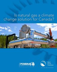 Is natural gas a climate change solution for Canada? - David Suzuki ...