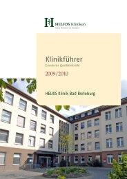 Klinikführer - Weisse Liste