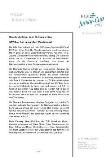 Pressebericht - Kreis 12