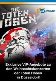 VIP-Angebot: Die Toten Hosen