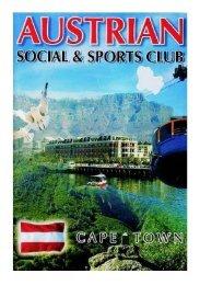 August 2012 - Austrian Club