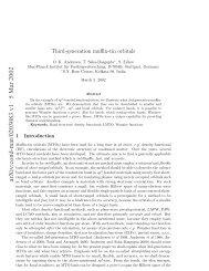 arXiv:cond-mat/0203083 v1 5 Mar 2002 - Max Planck Institute for ...