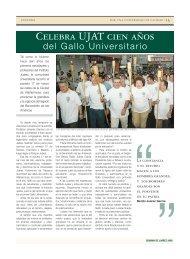 Cultura - Publicaciones - Universidad Juárez Autónoma de Tabasco