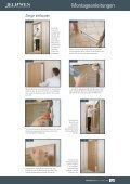 Zarge montieren und einbauen - JELD-WEN Türen - Page 2
