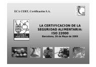 ISO 22000 - CRESCA