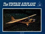 VA Vol 4 No 6 June 1976 - EAA Vintage Members Only