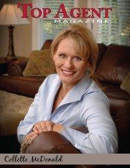 Collette McDonald - Top Agent Magazine