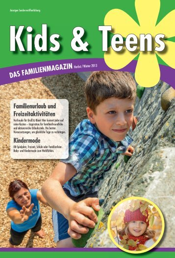 Kids & Teens - LN-Magazine