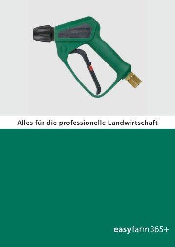 Alles für die professionelle Landwirtschaft - Cleaning Parts