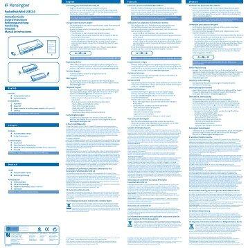PocketHub Mini USB 2.0 - Net