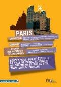 liste des postes proposés par métier et par employeur - Paris pour l ... - Page 2