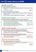 liste des postes proposés par métier et par employeur - Paris pour l ... - Page 4