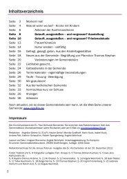 Uhren-Walther - Paul-Gerhardt-Gemeinde Frankfurt am Main ...