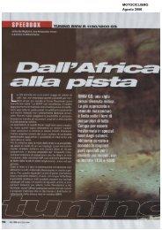 MOTOCICLISMO Agosto 2006 - Dimsport