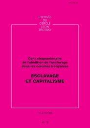 brochure (pdf) - Lutte Ouvrière