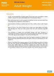 NOO Data Factsheet: Adult Weight - Big Birthas