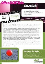 Newsletter8.pdf [460.5 kB] - Fachstelle Junge Erwachsene