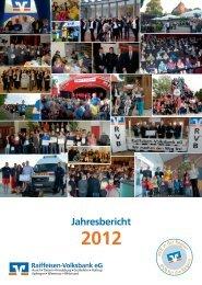 Download Jahresbericht 2012 als PDF-Dokument - Raiffeisen ...