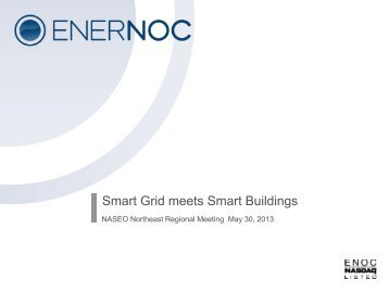 Smart Grid Meets Smart Buildings