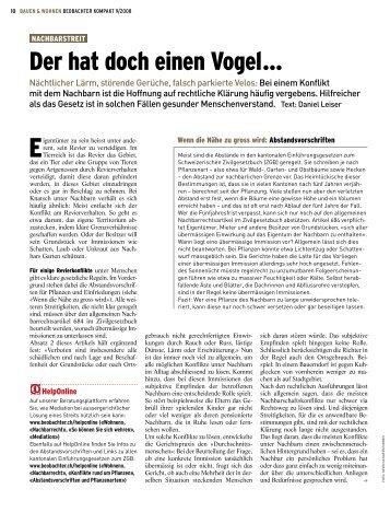 Artikel als PDF - Beobachter