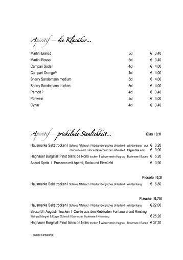 Wein- und Getränkekarte_September 2012 - Landgasthof Kreuz