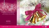 Download festive brochure - Mercure Maidstone Hotel