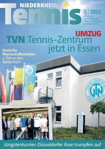 TVN Tennis-Zentrum jetzt in Essen