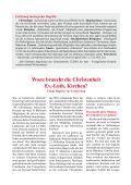 Kirchliche Sammlung um Bibel und Bekenntnis in der evangelisch - Page 6