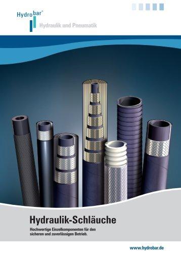 Hydraulikschlauch Katalog - Hydrobar Hydraulik & Pneumatik GmbH