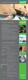 deutsch, PDF für den Monitor, 259 KB - Accoya
