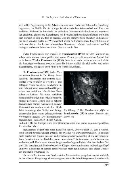 Die Mythen - Das Dokument des Grauens