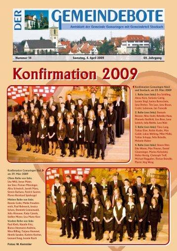 Gomaringen 04.04.09.pdf - Gomaringer Verlag