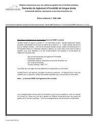 TBS/SCT 5945 - Secrétariat du conseil du trésor