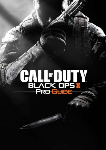 contents - Black Ops 2 Pro Guide