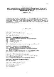 Polizeiverordnung gegen umweltschädliches ... - Stadt Zwickau
