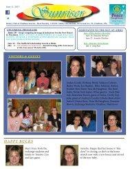 June 11, 201 - Rotary Club of Chatham Sunrise