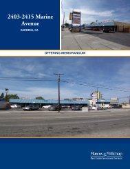 2403-2415 Marine Avenue - CARETS