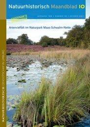 Naturpark Maas-Schwalm-Nette - De Meinweg