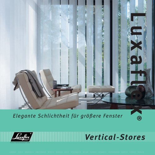 Vertical-Stores - bei DESIGNERS-home