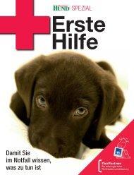 PDF-File Erste-Hilfe-Broschüre - Partner Hund