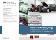 Download (3,3 MB) - Bosch - Werkstattportal