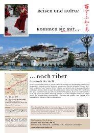 nach Tibet… das Dach der Welt - bopptrading