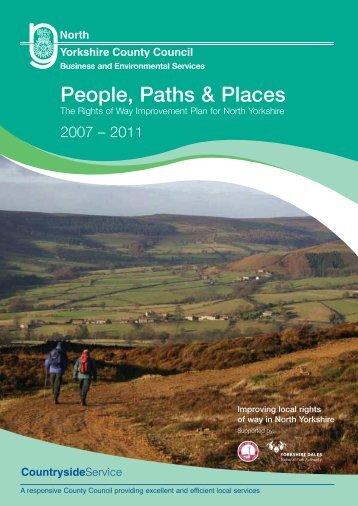 People, Paths & Places - Hambleton District Council
