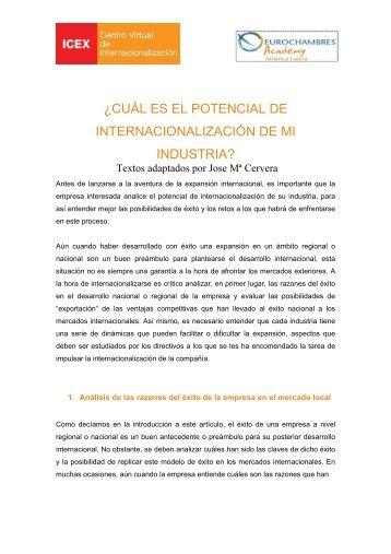 O.12 Avances y tendencias en servicios de internacionalización