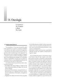 14. Oncología - Sociedad Española de Farmacia Hospitalaria
