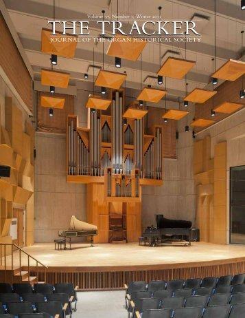 Download - Organ Historical Society